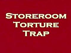 Vierge douleur de 3 - Piège à Réserve la torture