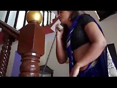 Sexy Indian Aunty Romance With Debar Massage body by devar - bhauja