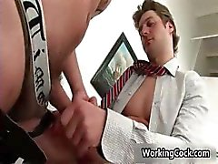 Andrew Blue gets his firm cock sucked part5