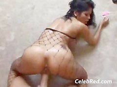 Hot Latin Maid Anal