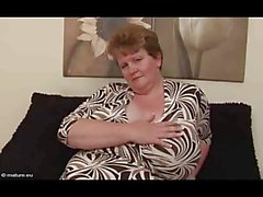 Gorgeous Fat Mature