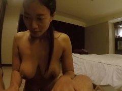 Brown dick for Thai street prostitute P1