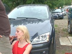 2009-09-21 Katerina - Fucking in the car