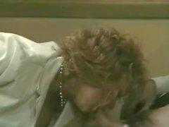 Alexis Greco Bambi Allen Crystal Breeze in vintage porn clip