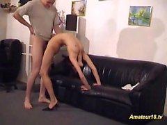 distorsione flexi sex ginnastica