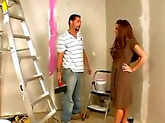 victoria valentino fucks the painter