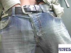 Kris Slater Ass & Cum Show - Melhor Solo
