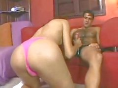 Astonishing Tgirl Butt Ramming
