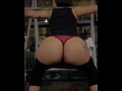 Katrina Jade In Public (Twitter Compilation)