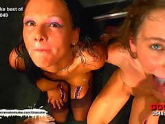 Julie Skyhigh Belgian bukkake Cum Whore - German Goo Girls