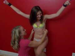 19 y.o. Olivia Olove Tied Tickled and Tormented