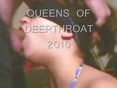 Queens of deepthroat
