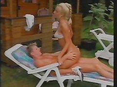 Anche Timea Margot - outdoor sex ( Gr. - 2)