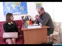 Karolin обмануты в сексе создан старой учителя