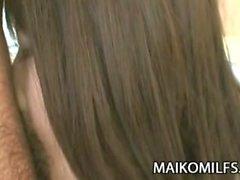 Megumi Muroi - JAV Milf Boss Fucked By Her Employee