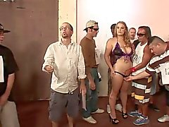 Becky Vuxta - Suck Off Competition