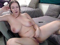 Black Girl Big Boobs Teasing On Webcam