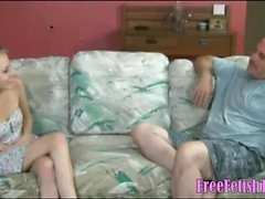 Young Daughter Penetrated Hard - FreeFetishTVcom