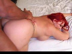 Thick Beautiful Redhead BBW
