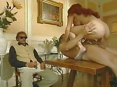 French Redhead Fovea Anal 1