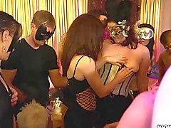 Magma Film German Masquerade et Swingers Party