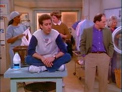 Seinfeld - piloten - Seinfeld en krönika över ( Original Vädring )