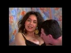 french hairy milf anal