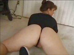 Mujer booty de Phat compartía con amigos maridito