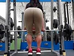 sexy Fitness ass 1