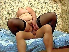 Fatty Loves anaal neuken - 2