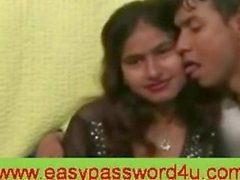 Indian amateur couple