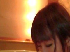 cute japanese girl blowjob teen
