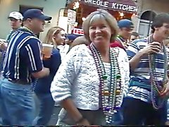 mardi gras flasher asks cops permission
