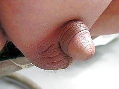 Studie eines kleinen Penis in der Halle 2