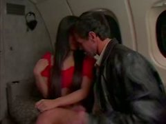 Sex on plane Lucy Thai