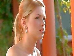 luxe blonde schoonheid casting