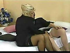 İki anneanne Lezbiyen