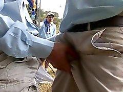 Latino Pfadfinder Dick saugen und ficken den Arsch
