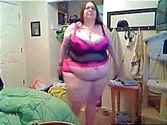 Lard Heap Should Be uppsnyggning hennes jävla rum innan Dancing