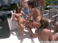 All You Can Eat Pussy Licking Train Wild Extreme Party Cove Real Vacation