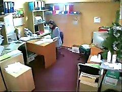 Prive-kantoor ( verborgen cam )