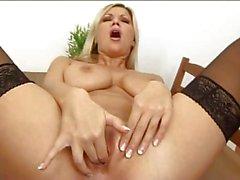 Bigtits Carole Goldnerova Jill -Off