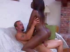 Interracial Fuck Job