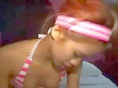 Tiana - молодые выебанная Thai Проститутка - путем PACKMANS