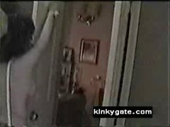 BDSM session with Sub Milf Jenny in 1999