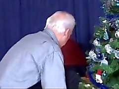Homem velho se foda lindo da Moreno no Christmas