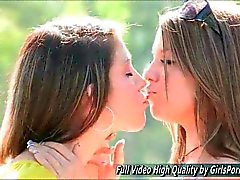 Kelsey And Hazel girls porn teen Girl Kissing