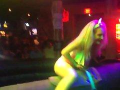 Bikini Bullriding Gilleys Vegas