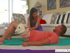 India Summer Fucked After Workout