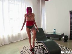 Anna Bell Peaks Takes Hard Cock